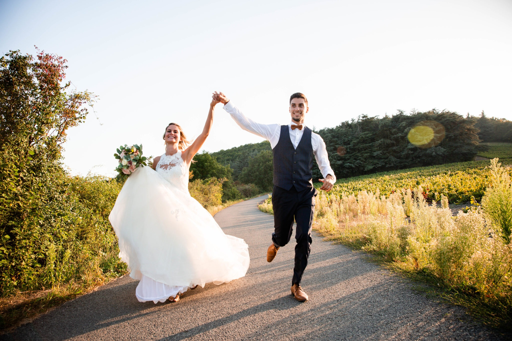 organisation partielle de mariage - les moments m - wedding planner lyon