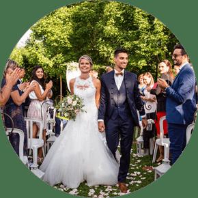 mariages - Organisation cérémonie laïque - Les moments M Wedding Planner Lyon