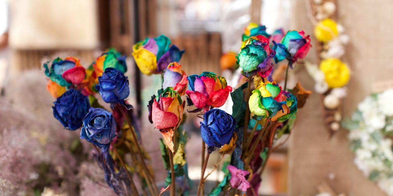 Article de Blog sur les couleurs tendances en 2020 - Les moments M - Wedding Planner Lyon