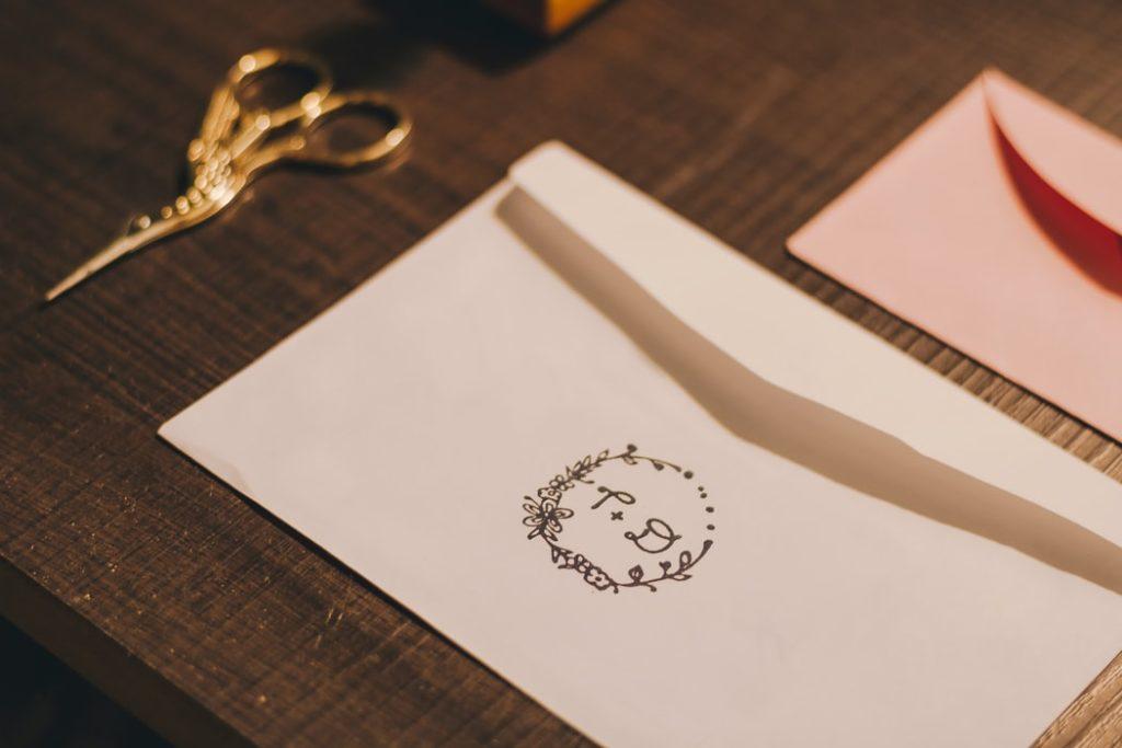 Papèterie mariage - Blog Les moments M - Wedding Planner Lyon