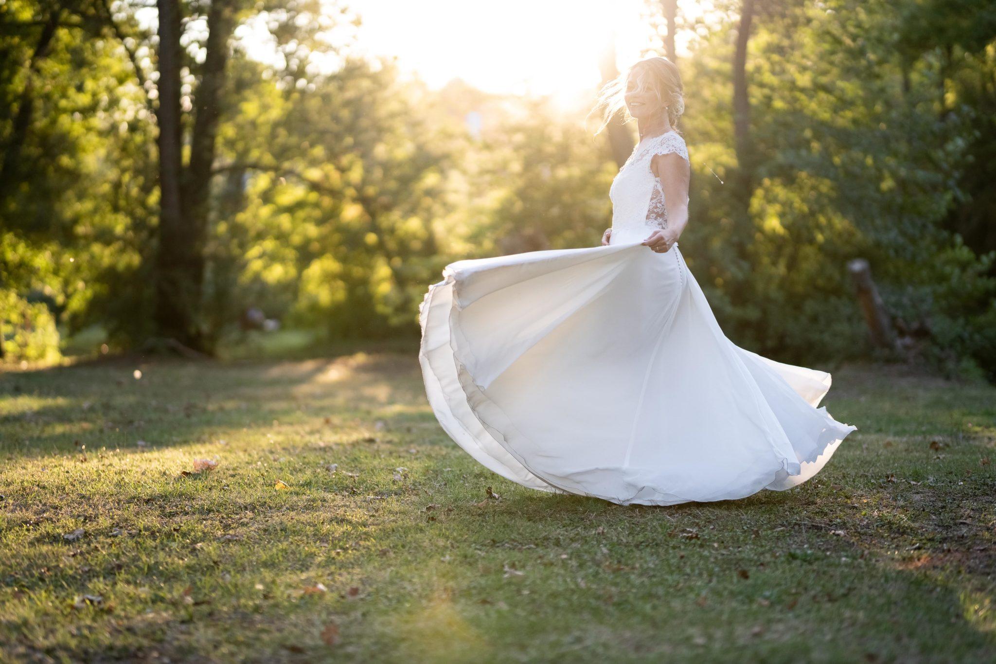 Une Mariée - Les Moments M Wedding Planner Lyon
