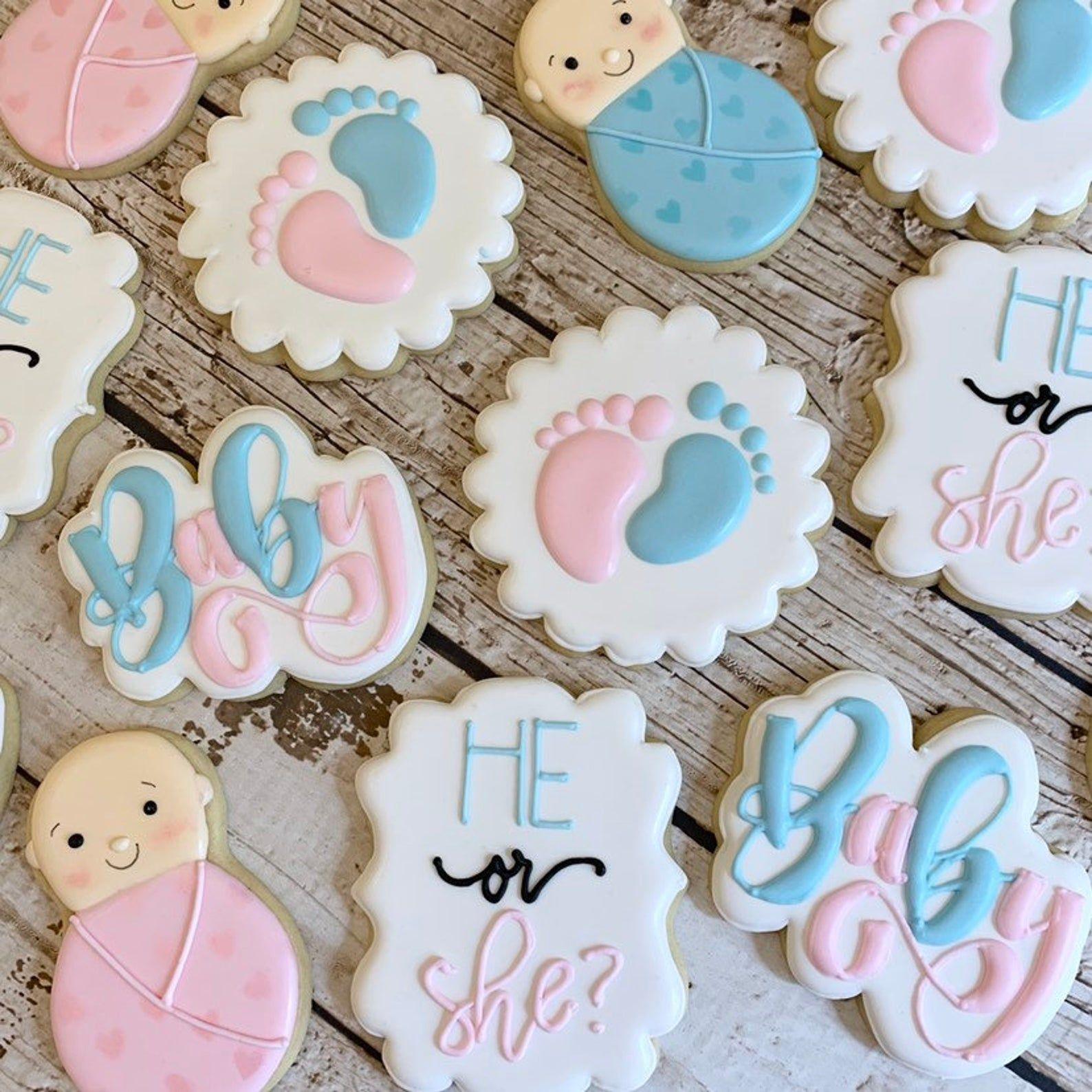 biscuits annonce sexe bébé