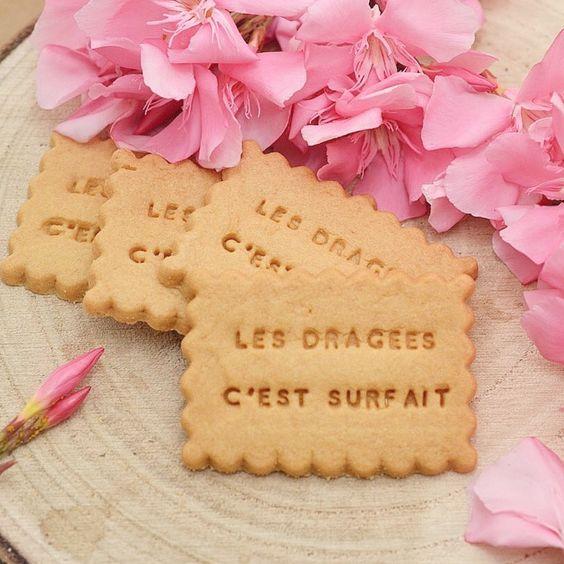 shanty biscuits cadeau invité