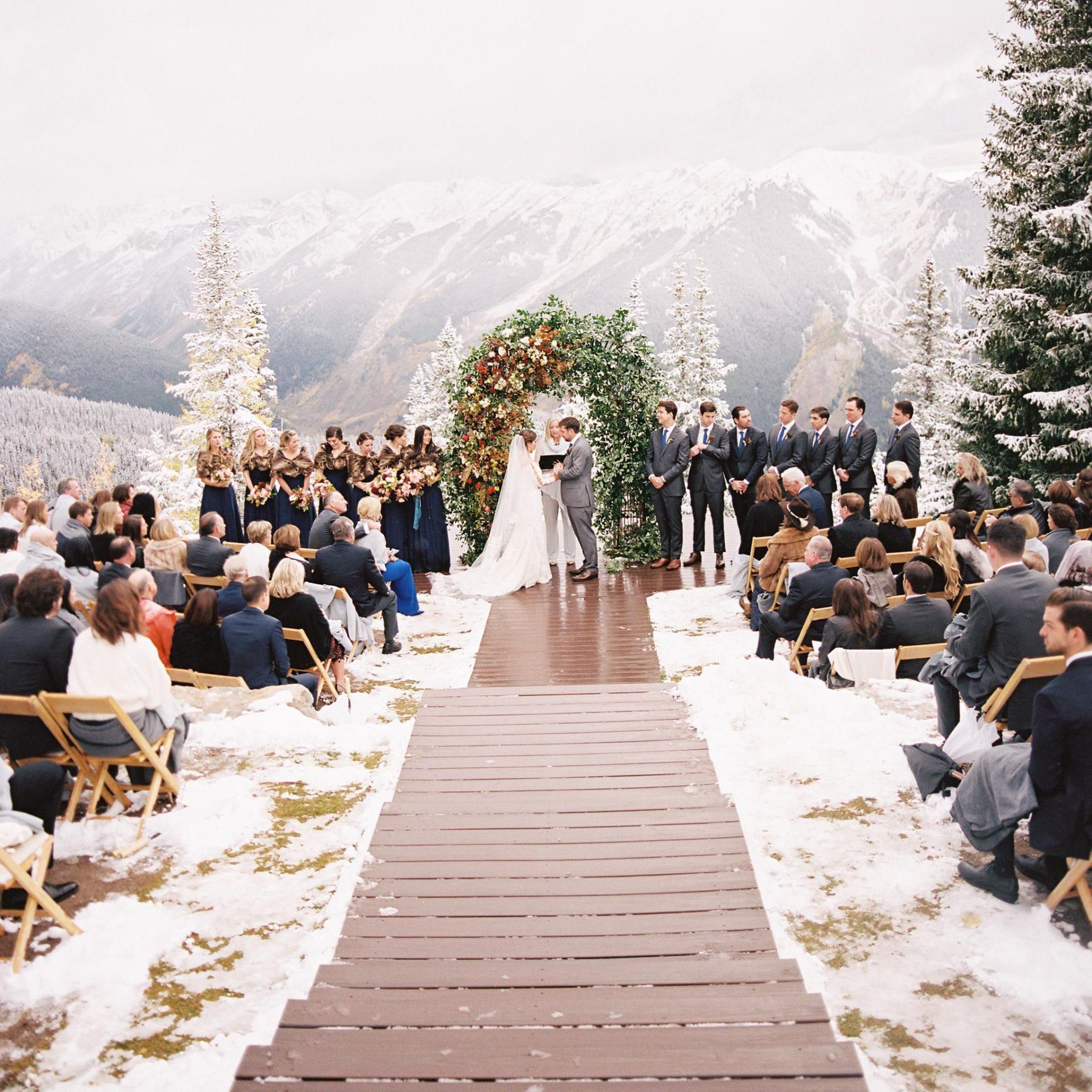 mariage d'hiver - organisation mariage - wedding planner lyon - les moments m