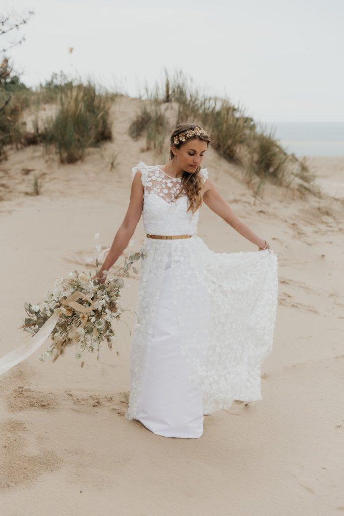 organiser un mariage éco-responsable comme une pro - wedding planner lyon - les moments m