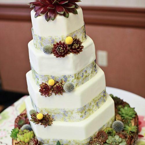 choisir son wedding cake - les moments m - wedding planner lyon