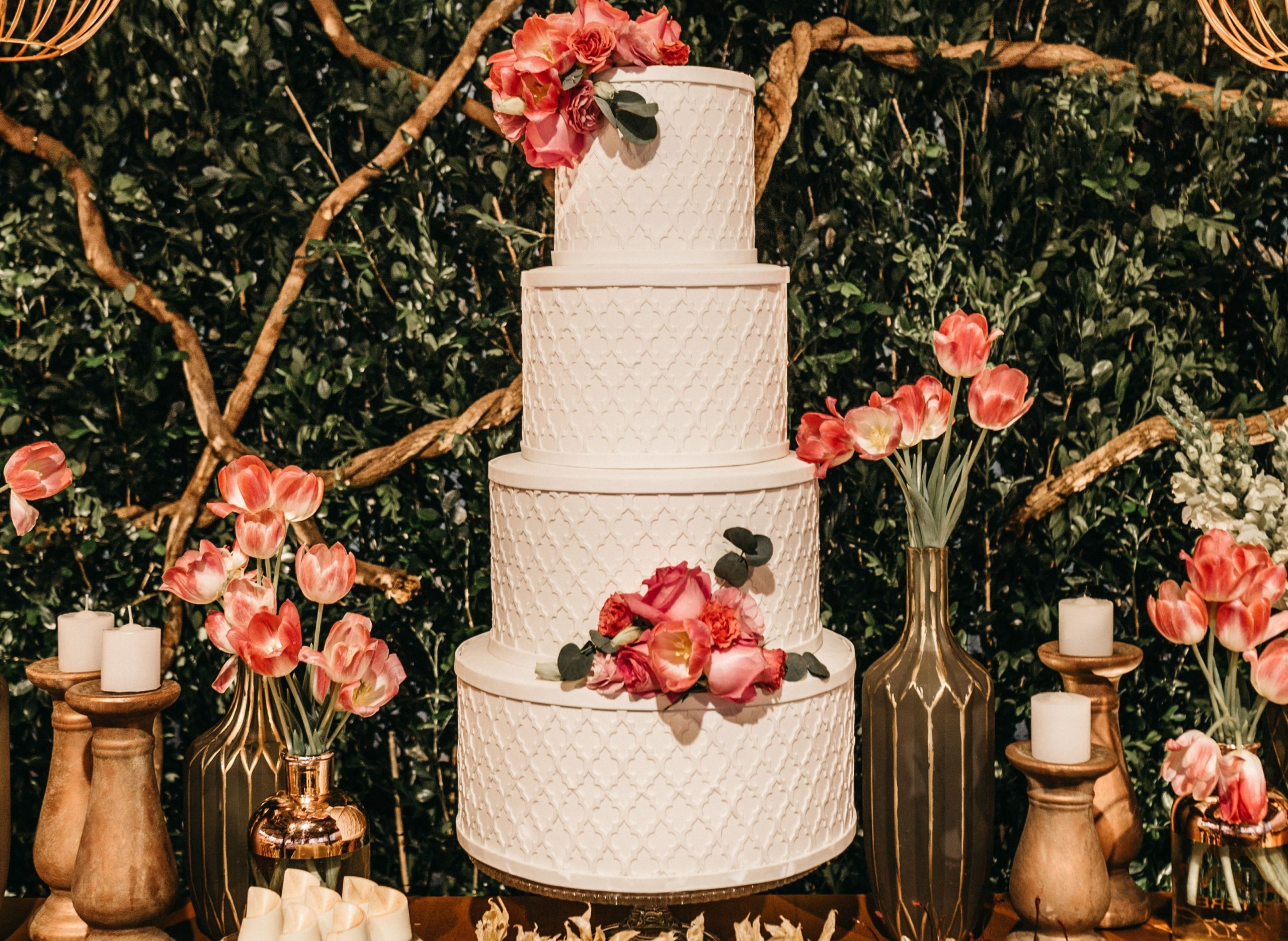 choisir son wedding cake - les moments m - wedding planner lyon