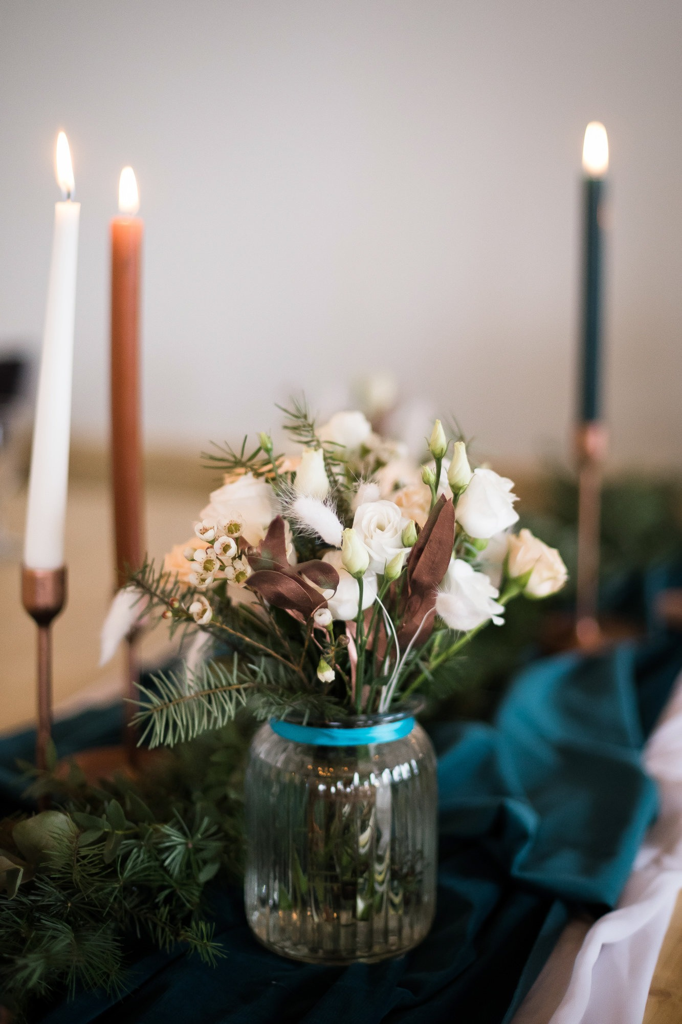un mariage d'hiver - elopement enneigé - les moments wedding planner lyon