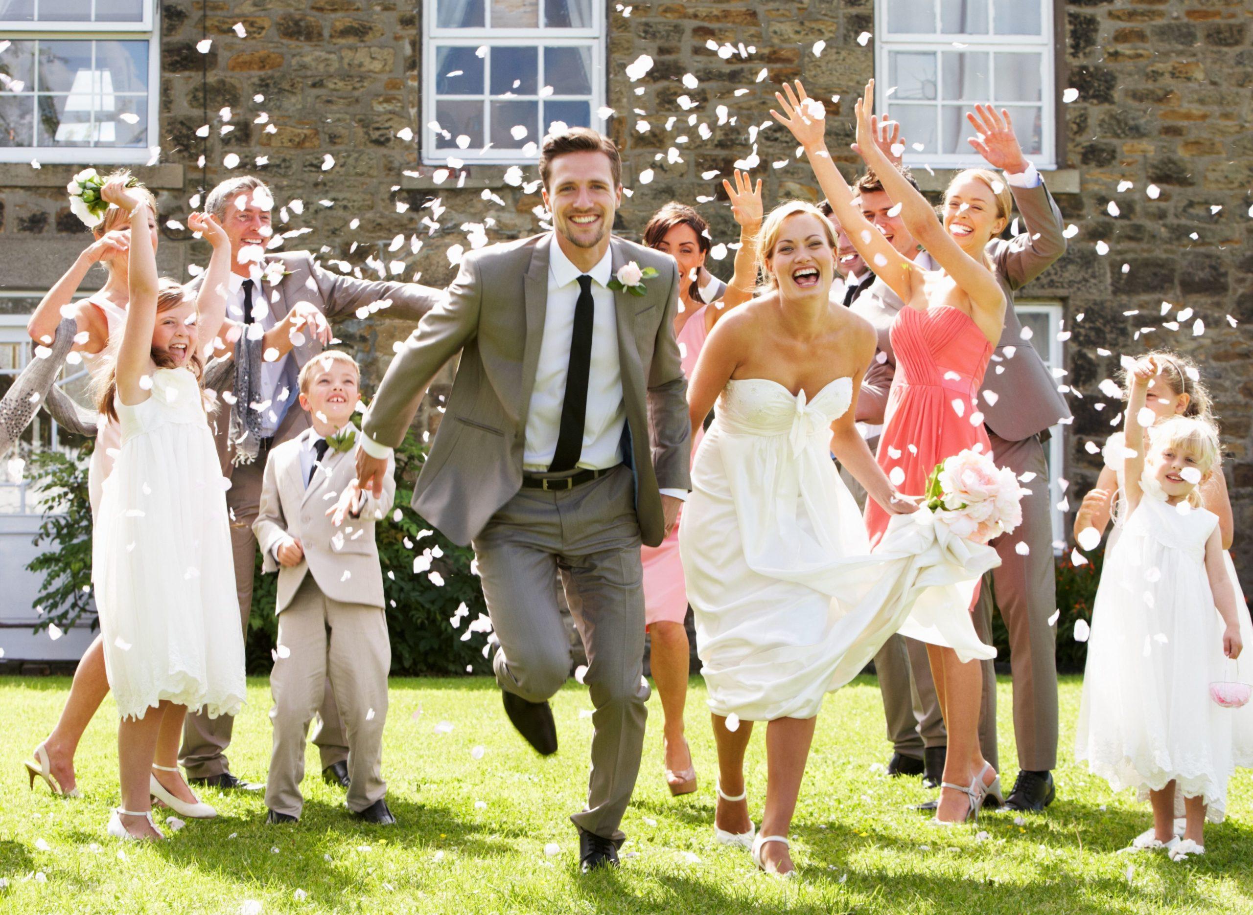 3 raisons de faire un mariage en petit comité