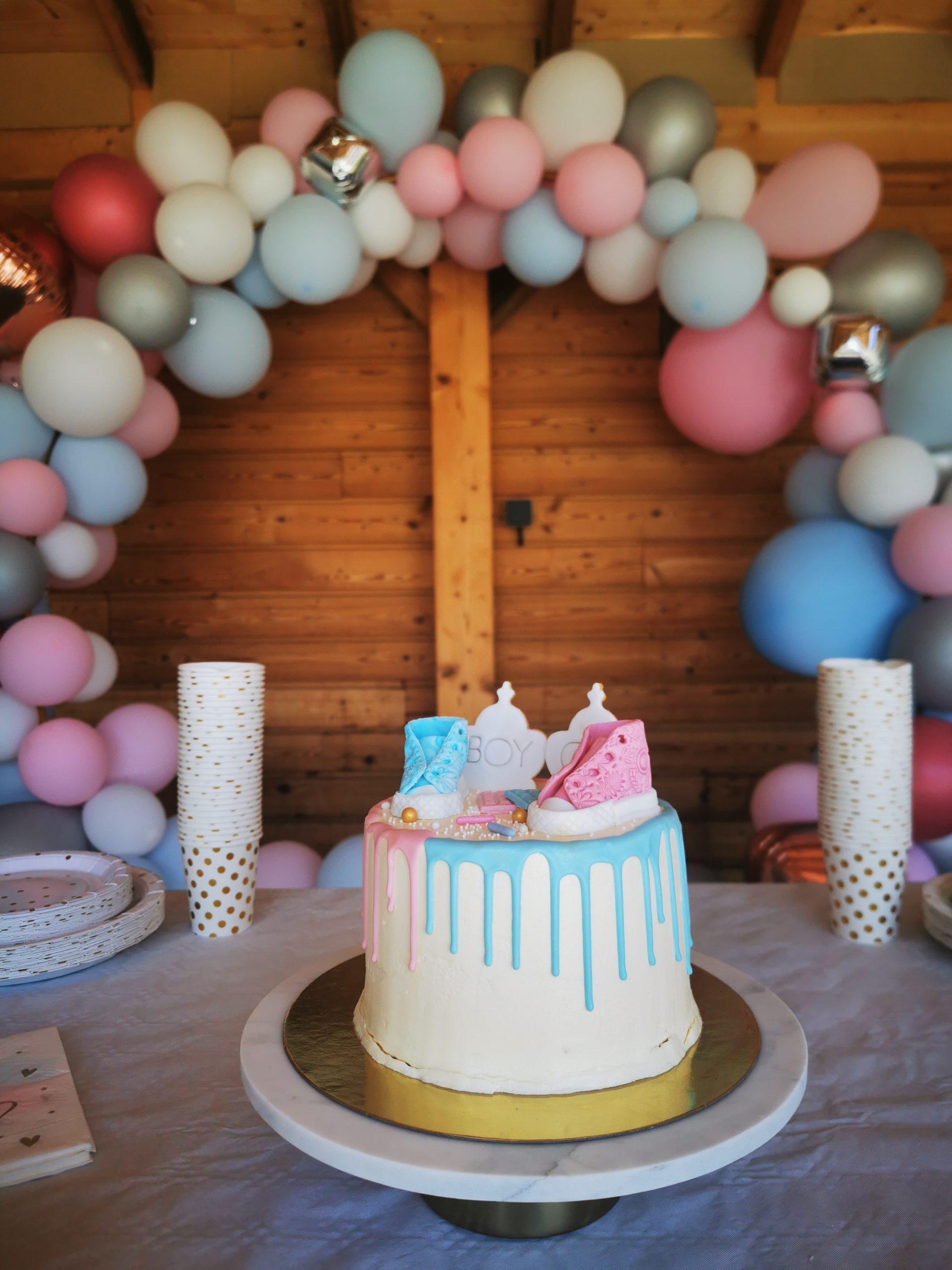gender reveal party lyon - les moments wedding planner lyon - organisation d'événements