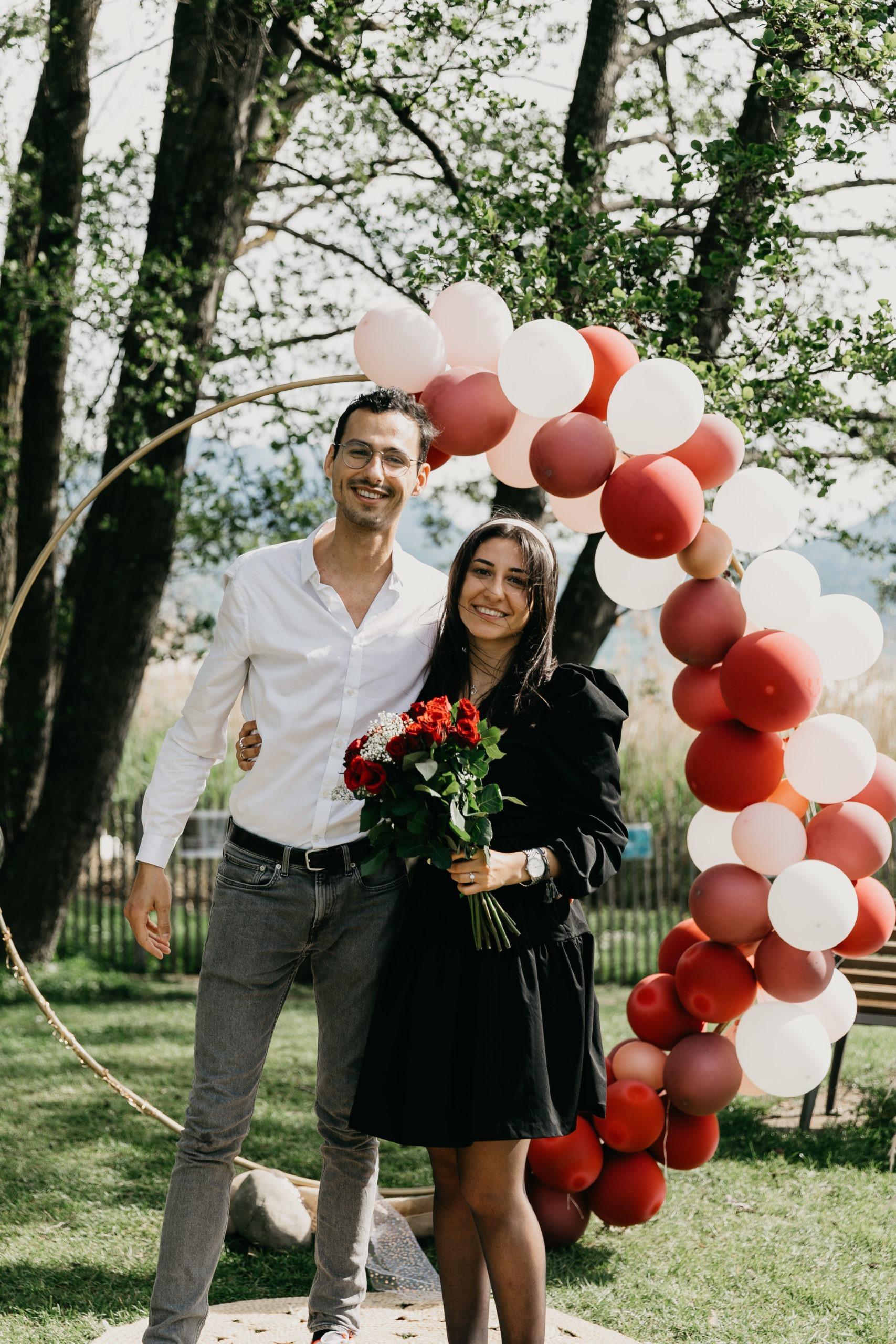 demande en mariage - les moments m - wedding planner lyon