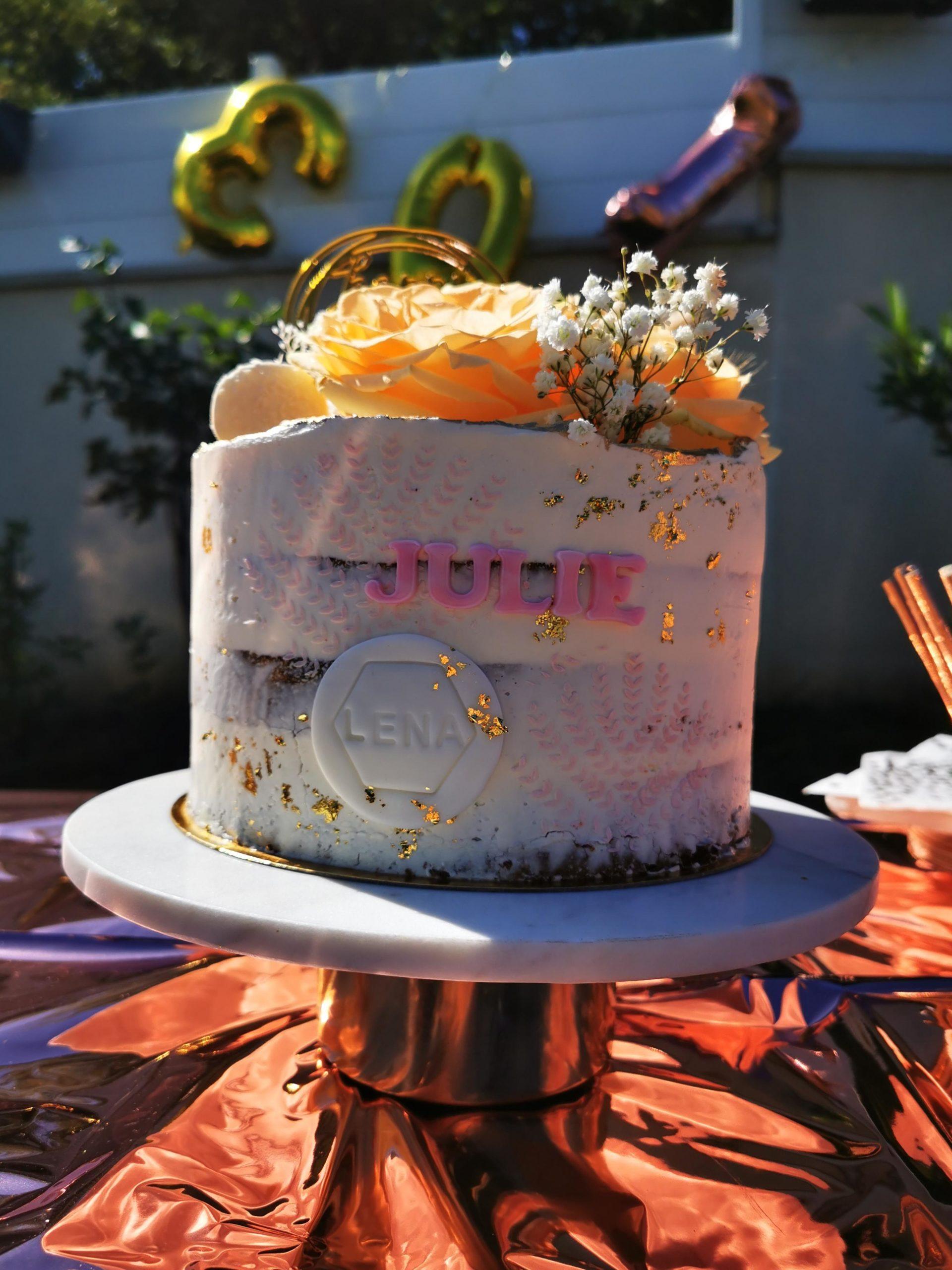 30 ans Julie – les moments m – wedding planner lyon